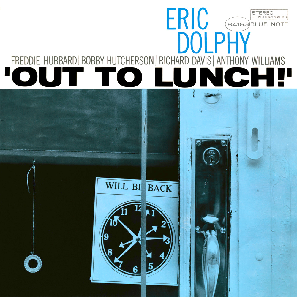 out_to_lunch_album_cover