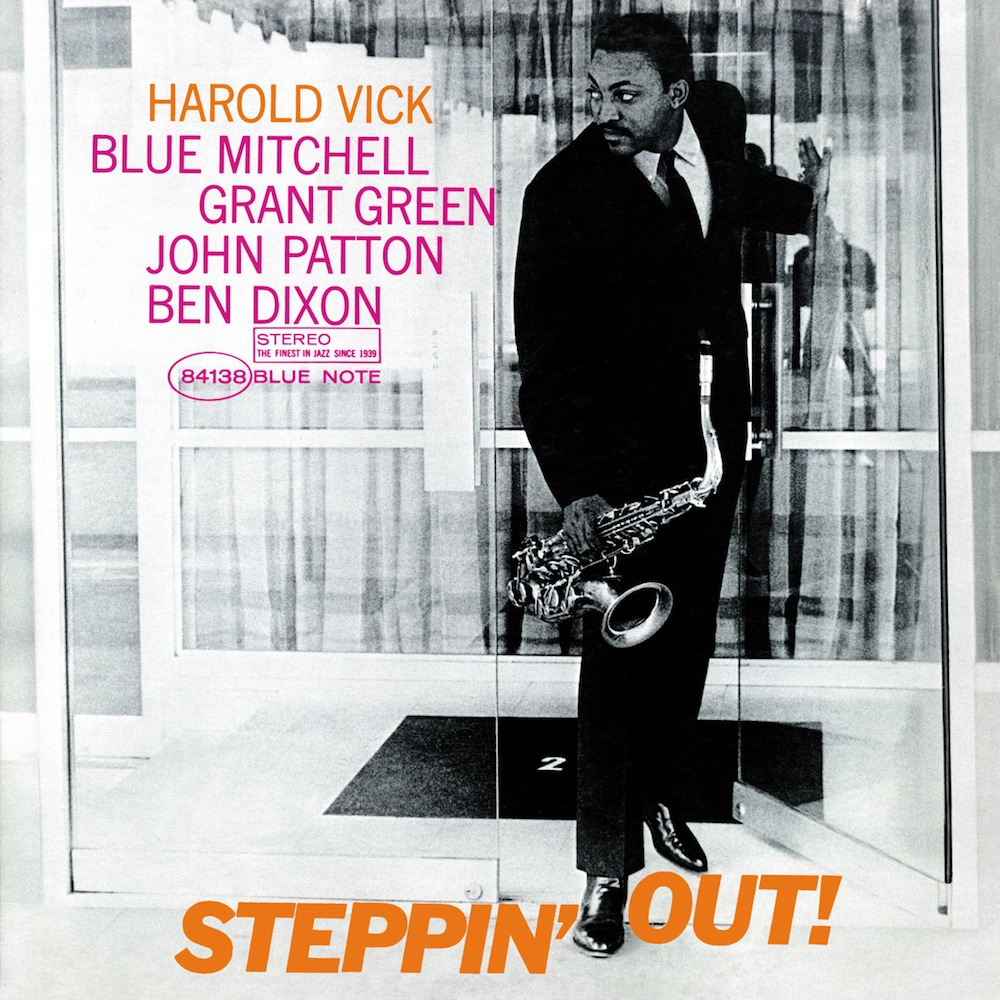 steppin_out_album_cover